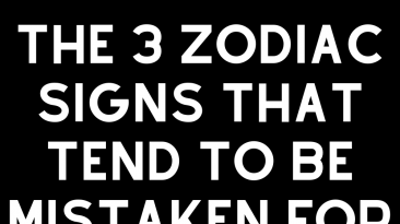 The 3 zodiac signs that tend to be mistaken for being weird