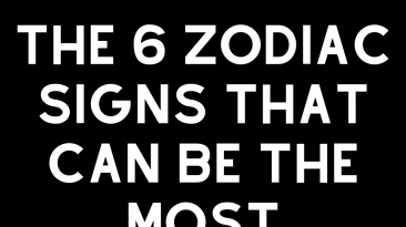 The 6 Zodiac Signs That Can Be the Most Passionate in Love