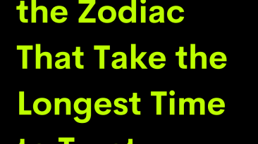 The 4 Signs of the Zodiac That Take the Longest Time to Trust Someone